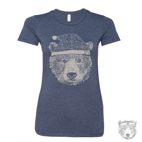 Women's Bear Face T-shirt