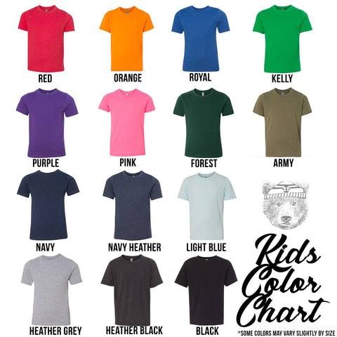 Kids BOOK BEAR Premium vintage soft Tee T-Shirt Fine Jersey T-Shirt - Zen Threads