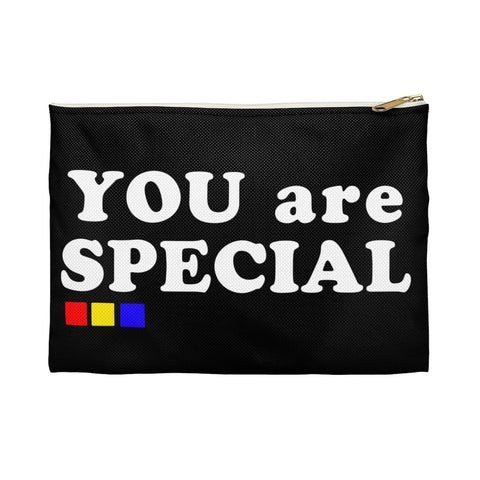 YOU are SPECIAL Accessory Pouch
