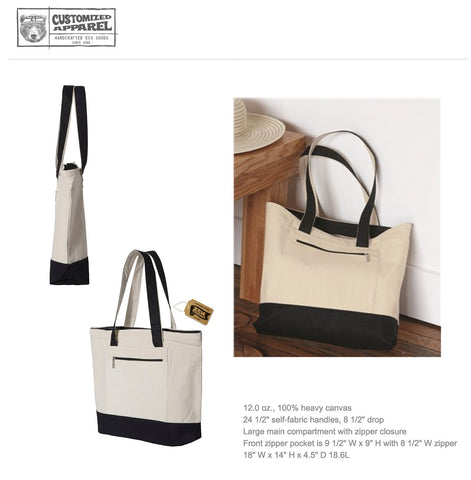 YOU are SPECIAL Everyday Carry-All Tote Bag Q1300