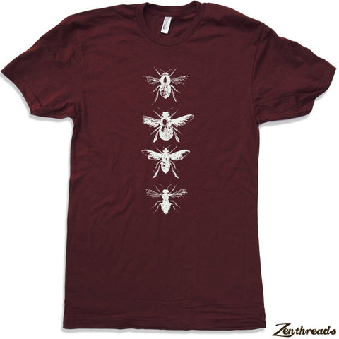 BEES Men's Tee - Zen Threads