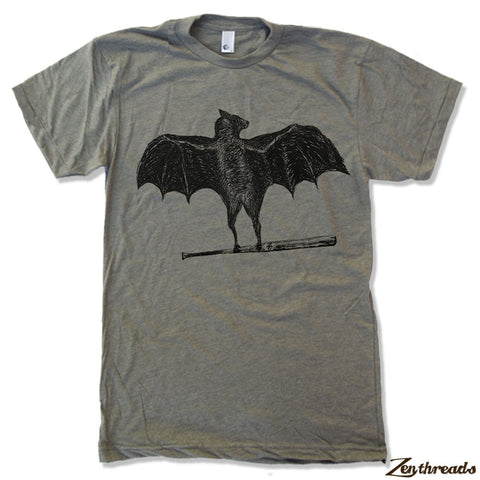 Men's BAT T-shirt  S M L XL XXL  (++ Color Options)