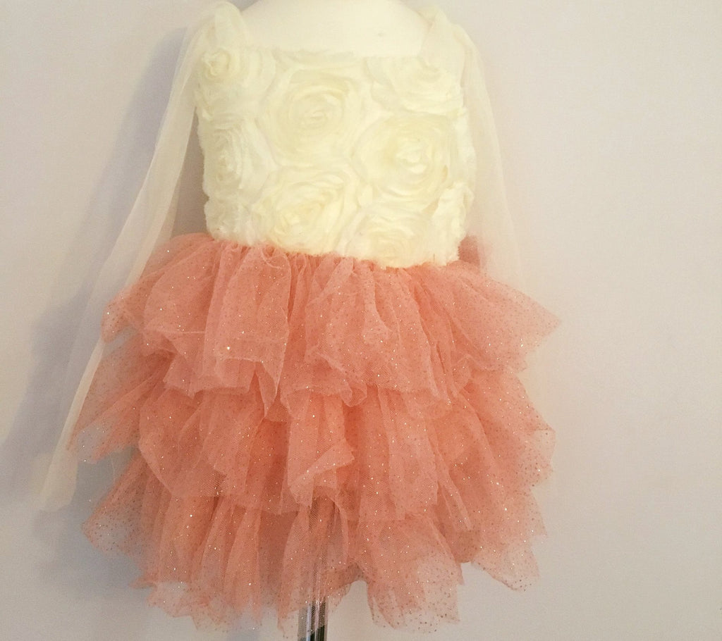 Adorable tutu dress