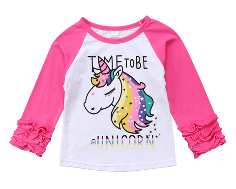 Tme to be a unicorn!