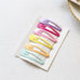 6pcs/Set Cute Candy Hairpin