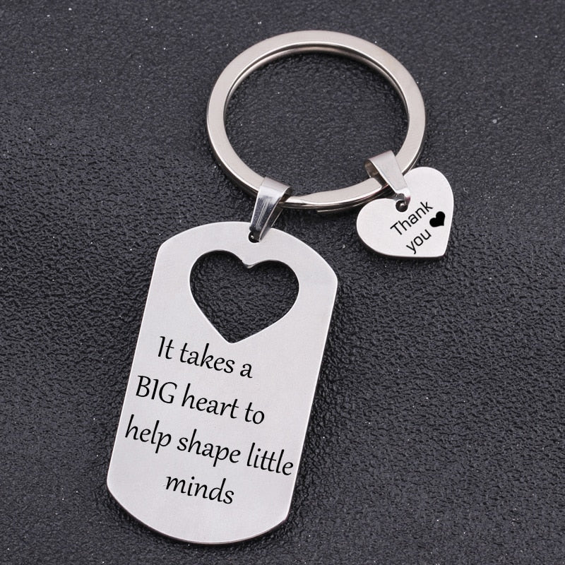 Teacher`s Gift Key Ring