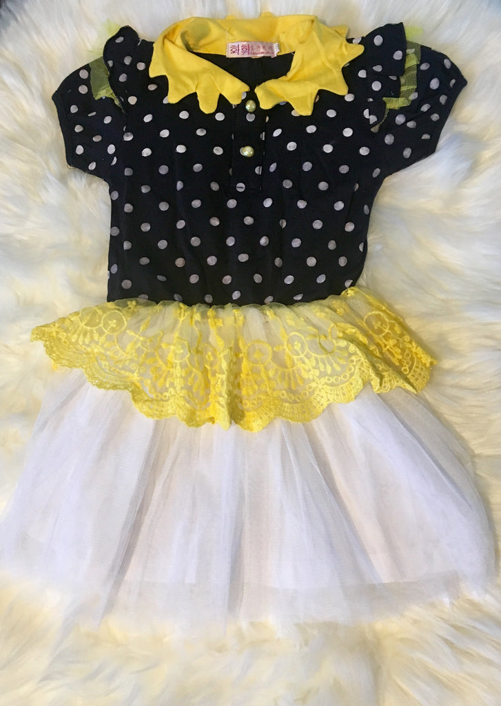 Sunflower pretty dress