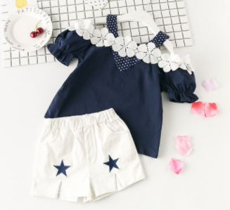 Sweetly stylish summer set