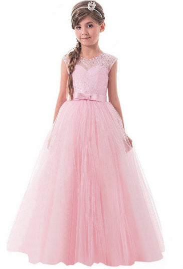 Sweetly sophisticated gown- peach