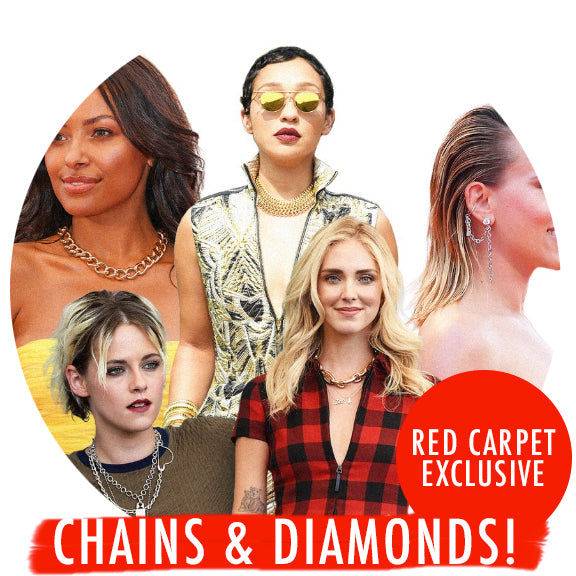 This season's Jewellery Trends straight from the Red Carpet