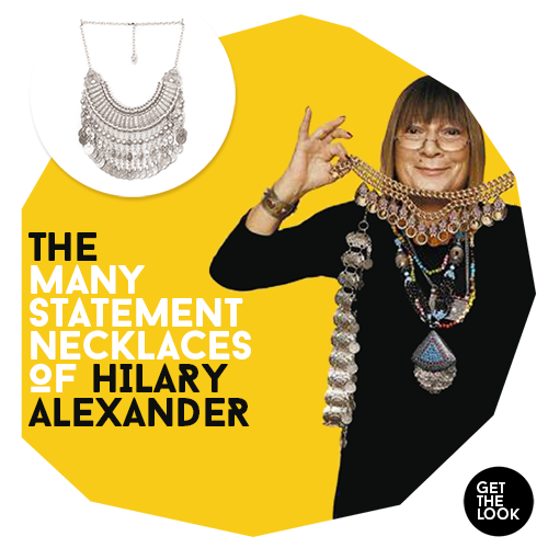 💃 Get the Look! Hilary Alexander ☀️