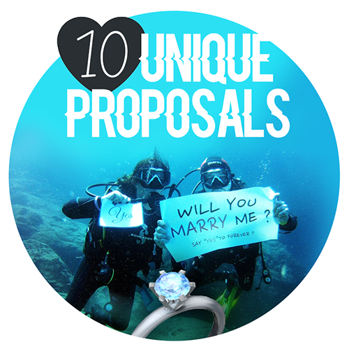 💍 10 Unique Proposals 💎