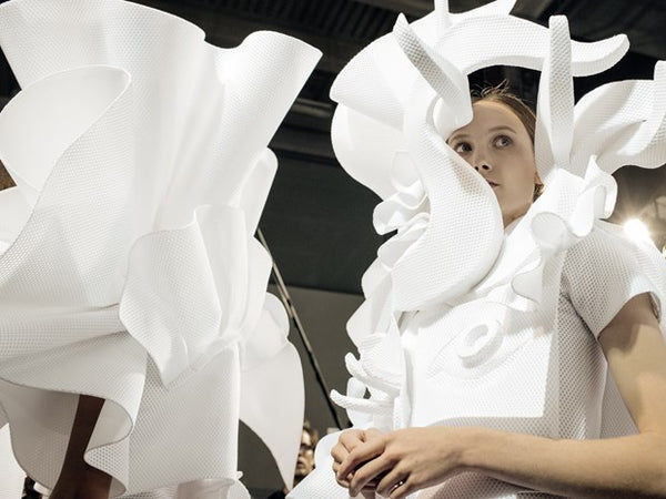 viktor and rolf backstage
