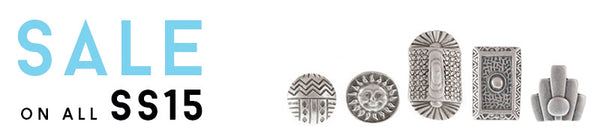 aztec ss15 treaty jewellery sale on all pieces