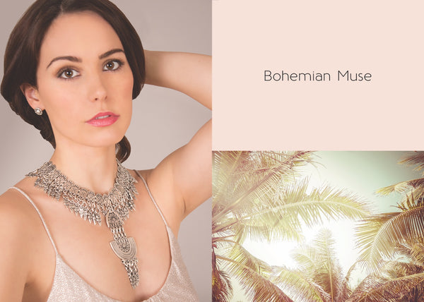 bohemian muse ss16 trend treaty jewellery launch