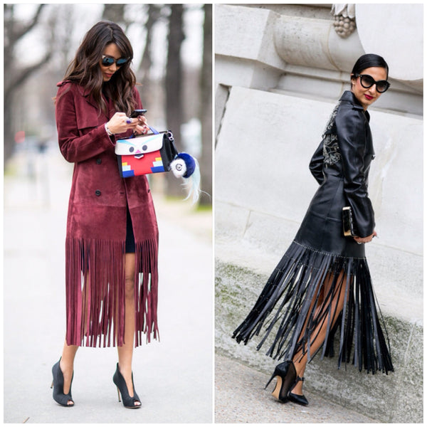 fashion blogger fringe trend