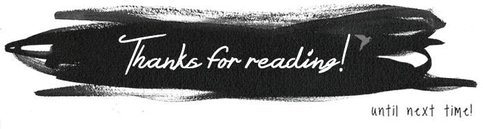 Thanks for reading the Treaty Fashion Blog! Posted every month!
