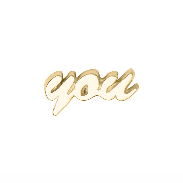 You — Gold