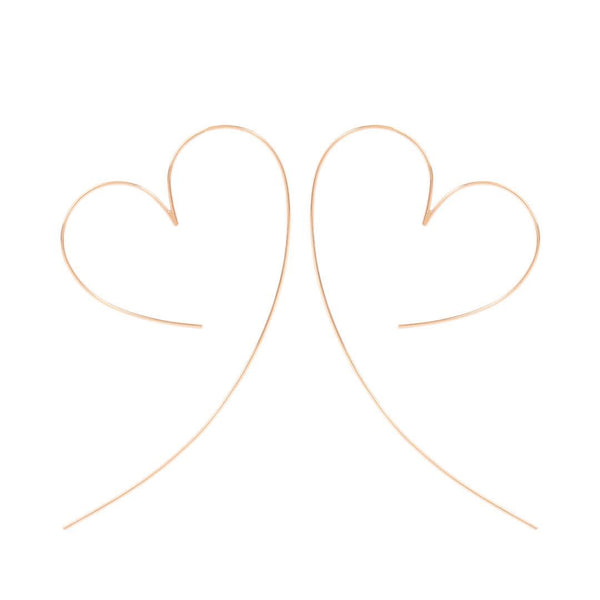 VALENTINA XL Hoop Earrings