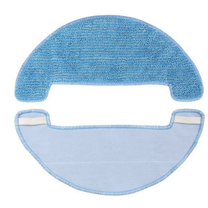 Replacement Wet-Dry Vacuum Mop Cloths (2pcs)