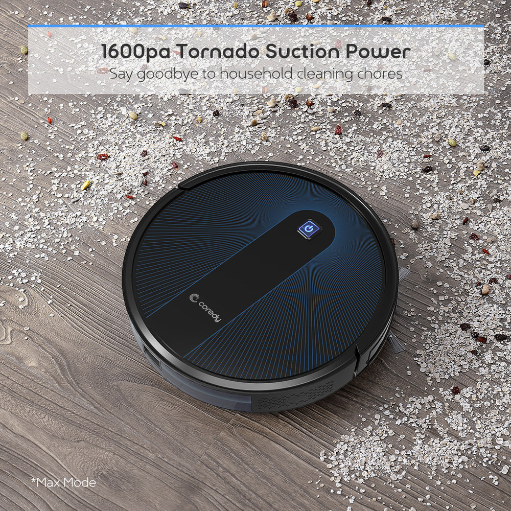 Coredy R650 2-in-1 Robotic Sweep Vacuum