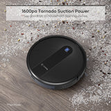 R600 2-in-1 Robot Sweep Vacuum