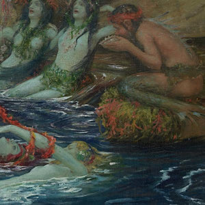 Dancing Mermaids - Venus Art Prints