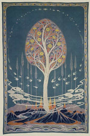 Vintage Tree of Life fine art print