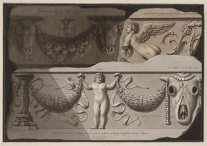 Ancient Roman Frieze - Venus Art Prints