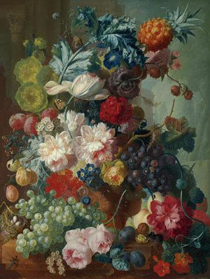 Dutch Floral Still Life Painting - Venus Art Prints