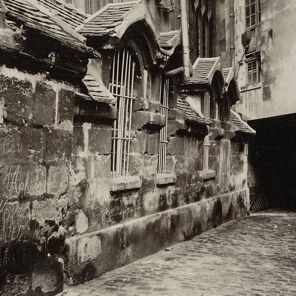 St Gervais Paris Antique Photograph - Venus Art Prints