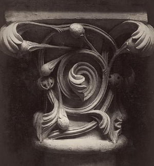 Gothic Column Capital - Venus Art Prints