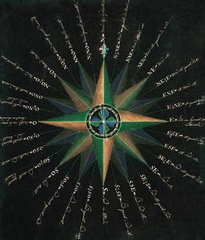 Compass - Venus Art Prints