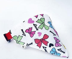 Dog Bibs Scarf Collar