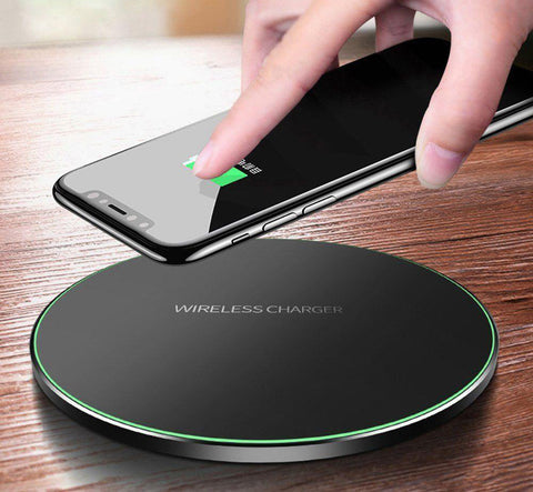 Qi Fast Wireless Charger For Samsung - trendymal.com