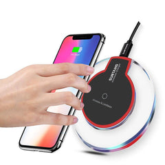 Wireless Charger for Samsung - trendymal.com