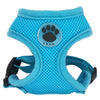 Image of Rubber Adjustable Soft Breathable Vest harness for Pet puppy - trendymal.com