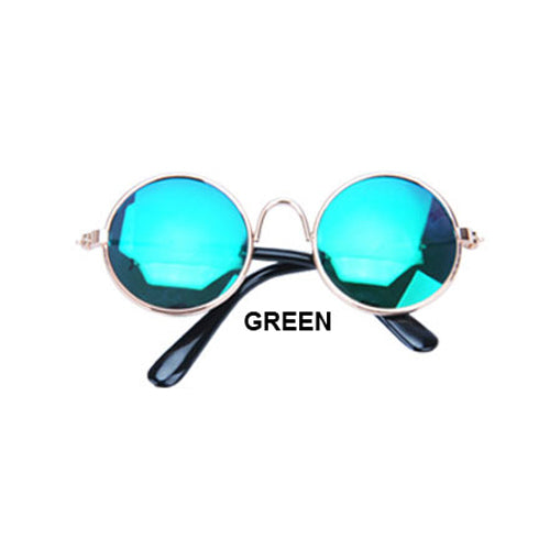 Pet Cat Glasses Dog Glasses Pet Products For Little Dog Cat Eye-wear Dog Sunglasses Photos Props Accessories Pet Supplies - trendymal.com