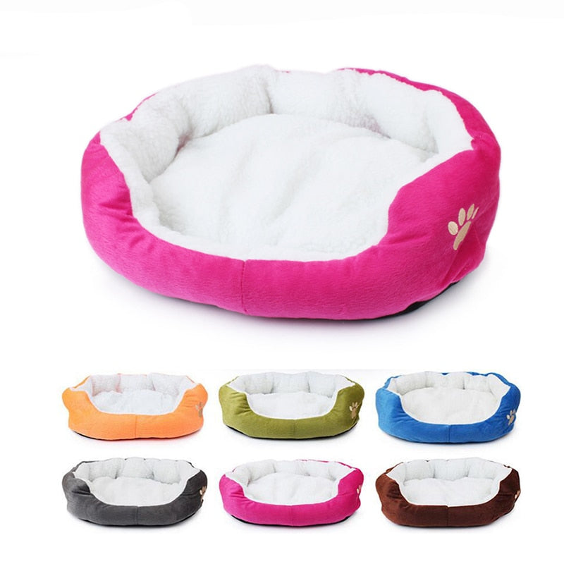 Dog Bed Pet House Mat for Winter Sleeping Mat - trendymal.com