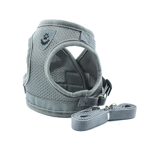 Dog Harness for Chihuahua Pug - trendymal.com