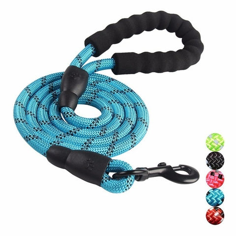 Large Dog Leash Nylon Rope - trendymal.com