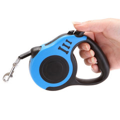 Retractable Automatic Flexible Dog Traction Rope