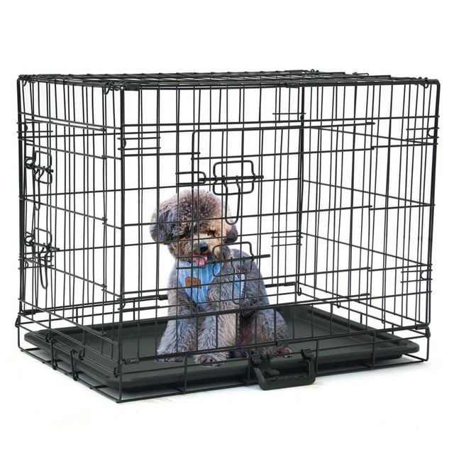 Pet Kennel Dog Cage - trendymal.com