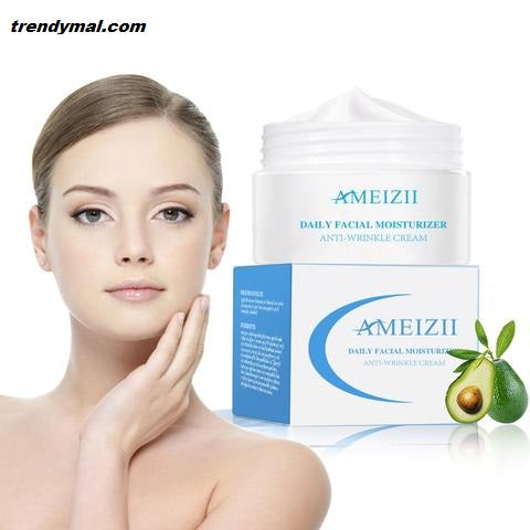 Facial Moisturizer Face Cream Anti Wrinkle Whitening Nourishing Skin Care - trendymal.com