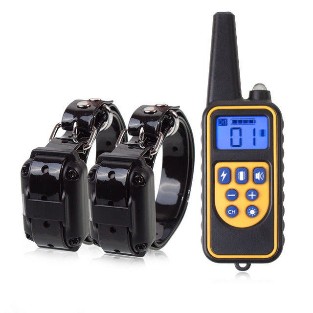 Electric Dog Training Collar - trendymal.com