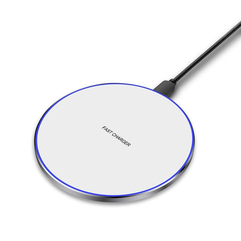 Fast Wireless Charger For Samsung Galaxy - trendymal.com