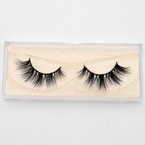 Natural Eyelashes Popular False Lashes Makeup - trendymal.com