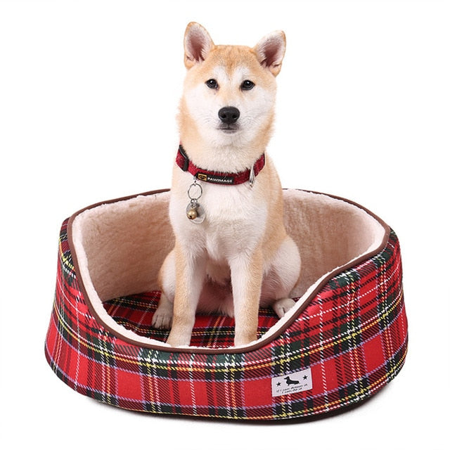 Hot Sale Fashion pets Bed  for puppies  Very Soft dog beds suitable for all size pet  house bed mat cat sofa supplies - trendymal.com