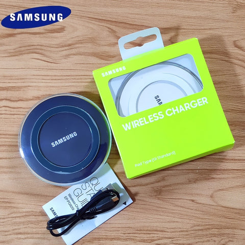 Original QI Samsung wireless charger pad - trendymal.com