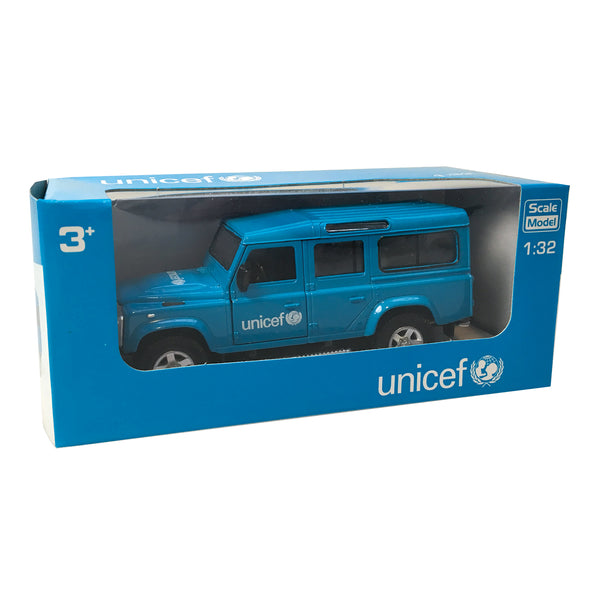 Land Rover Unicef